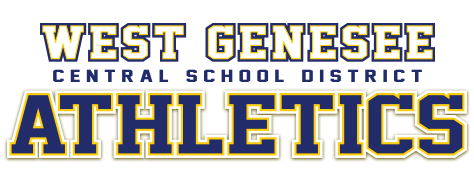 West Genesee Central School Athletics logo type