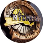 NYSPHSAA Logo for Athletics Award