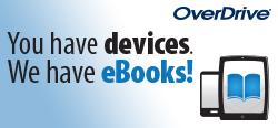 OverDrive eBooks Icon/Logo