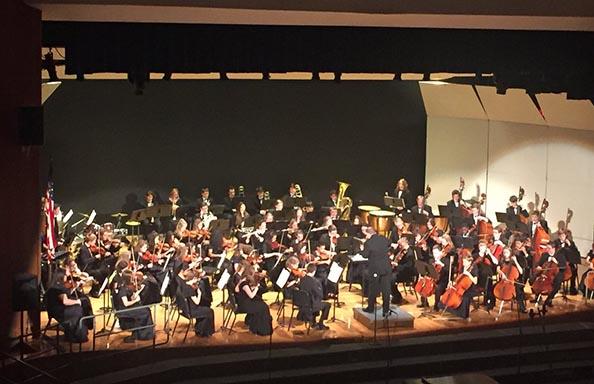 WGHS Winter Concert