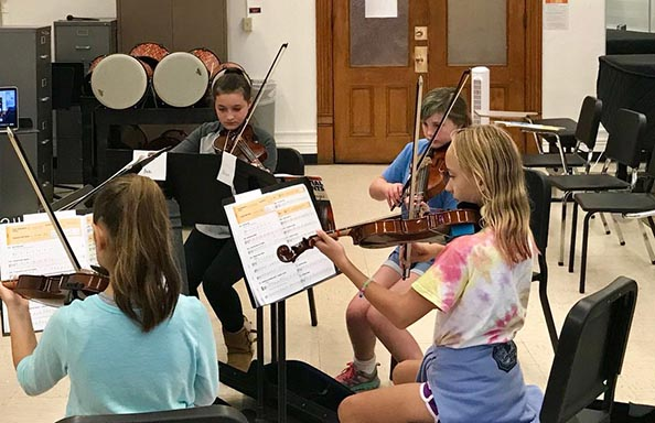 String Students