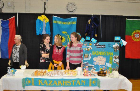Culture Fair 2018 Kazakhstan