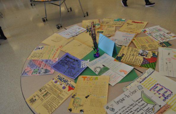 Culture Fair World Language Exhibit