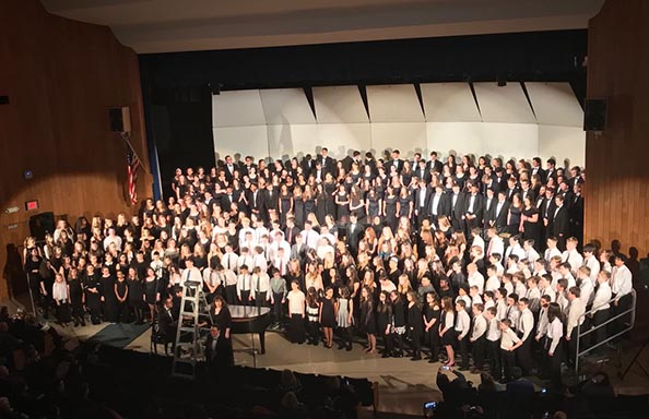 Fine Arts Choral Fest 2018