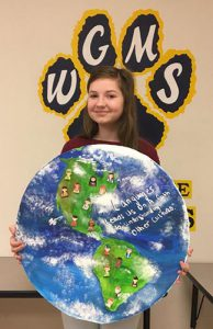 LECNY Poster Contest Winner from WGMS