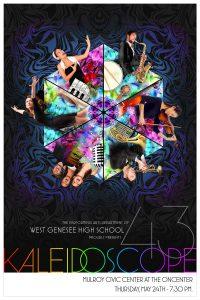 Kaleidoscop 43 Poster
