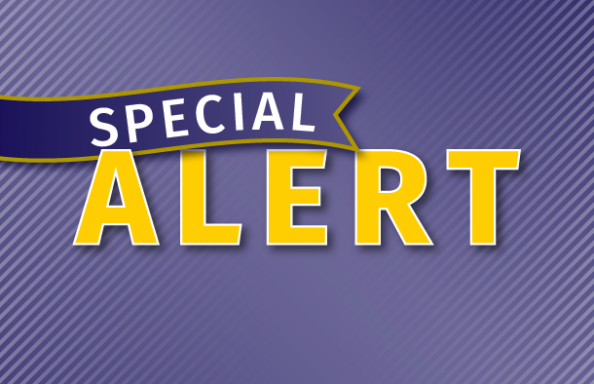 Special Alert graphic