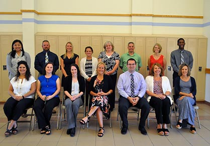 New Secondary Teachers 2017-2018