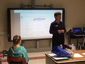 Westar Representatives Talk to CMS Students