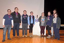 District e-news Academic Decathon Team 2018