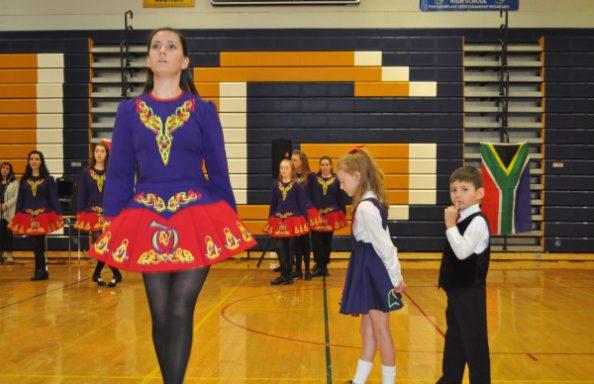 Culture Fair Irish Dancers
