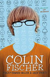 Book Cover Summer Reading Colin Fischer