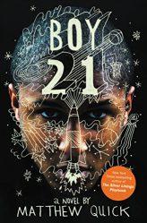 Summer Reading Boy 21 Book Cover