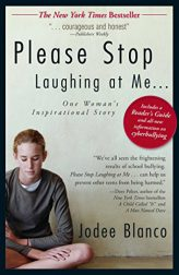 Summer Reading Please Stop Laughing at Me Book Cover