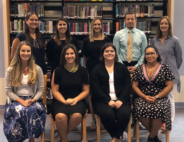 New Elementary Teachers 2018-2019