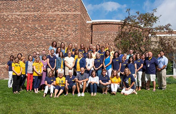 CMS Staff Photo for 2018-2019 School Year