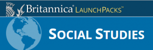 WGMS Library Database Logo Britannica Social Studies