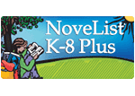 WGMS Library Database Logo NoveList K-8 Plus