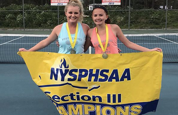 Girls Section 3 Tennis Champs