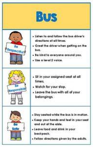 ST Handbook Bus Rules