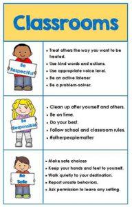 ST Handbook Classroom Rules