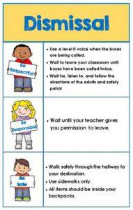 ST Handbook Dismissal Rules