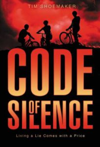 Code of Silence Book Cover