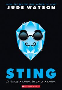 Sting Book Cover