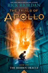 The Trials of Apollo Book Cover