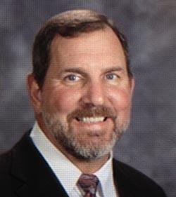Headshot of Interim Superintendent Schiedo
