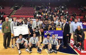 Boys Basketball State Champions