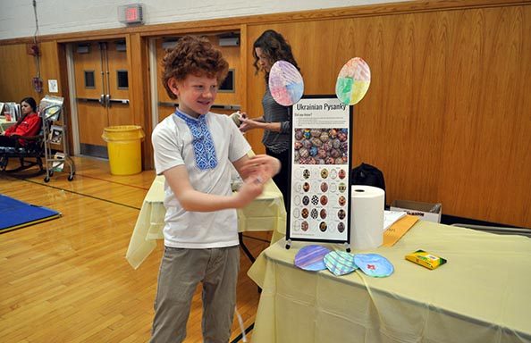 2019 Culture Fair Boy Crafts