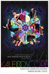 Kaleidoscope Poster 2019