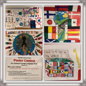 Collage of Foreign Language Poster Winners