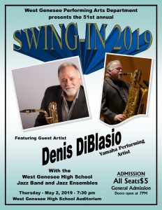 Swing-In 2019 Poster