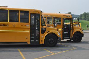 Cascade of Buses