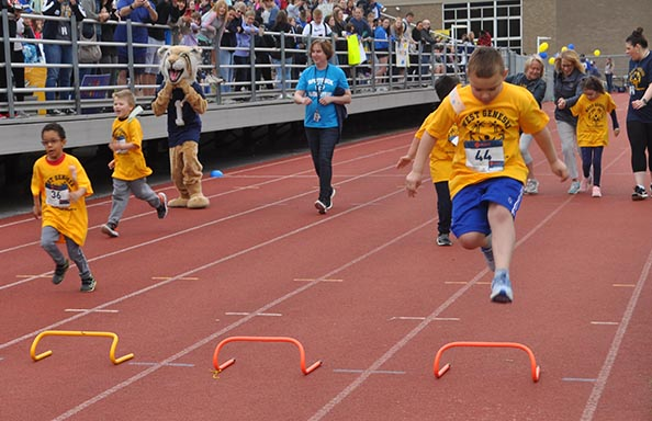 District Elem Olympics Picture