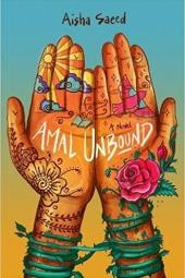 MS Summer Reading Book Cover Amal Unbound