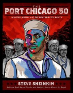 MS Summer Reading Book Cover Port Chicago 50