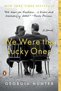Summer Reading Book Cover We Were the Lucky Ones
