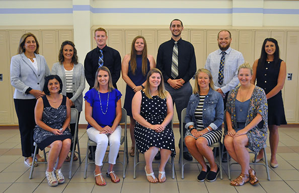 Elementary New Teachers for 2019-2020