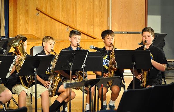 Summer Jazz Trumpets