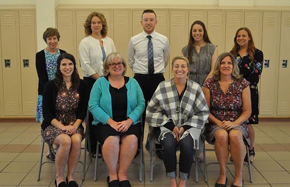 Secondary New Teachers for 2019-2020