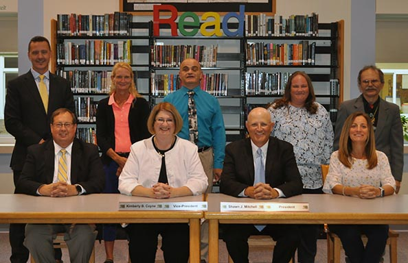 BOE Group Picture 2019-2020