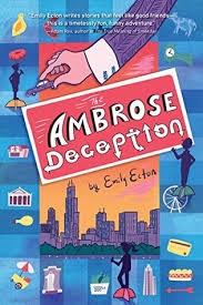 Book Cover for the TheAmbrose Deception