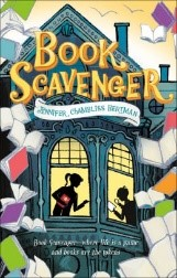 Book Cover for the Book Scavenger