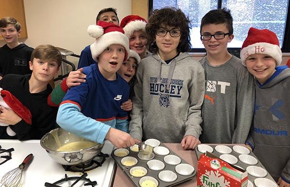 CMS Boys Baking