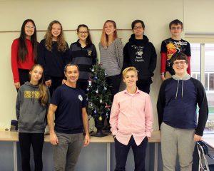 Academic Decathlon Team 2020