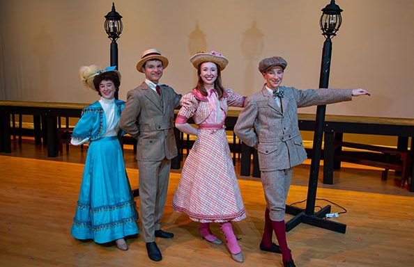 Cast Members of Hello Dolly