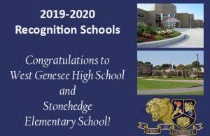 Recognition Schools Congrats Logo